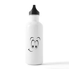 Cartoon Smile Water Bottle