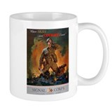 Army Skill and Courage Coffee Mug