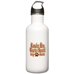 Cavalier King Charles Spaniel Mom Water Bottle