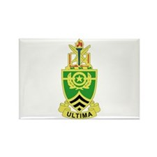 DUI - Sergeants Major Academy Rectangle Magnet