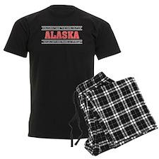 'Girl From Alaska' Pajamas