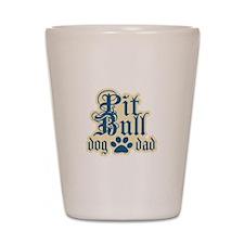 Pit Bull Shot Glass