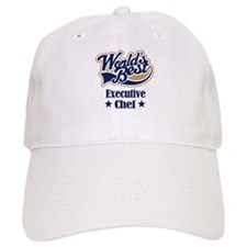 Executive Chef Gift Baseball Cap