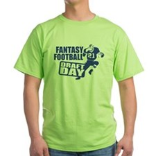 Fantasy Football Draft T-Shirt