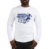 Fantasy Football Draft Long Sleeve T-Shirt