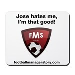 Jose FMS Mousepad
