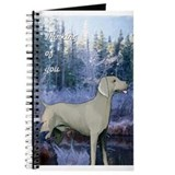 Weimaraner, the Grey Ghost Journal