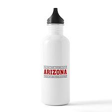 'Girl From Arizona' Water Bottle