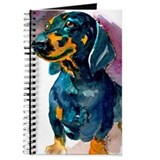 Dachshund Desire Journal