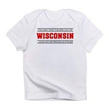 'Girl From Wisconsin' Infant T-Shirt