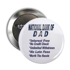 National Bank of Dad Button