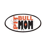 Pit Bull Mom Patches