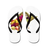 Cornucopia Flip Flops