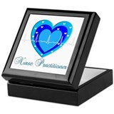 Nurse Practitioner III Keepsake Box