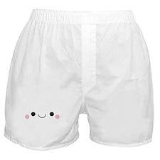 Happy Smile Boxer Shorts