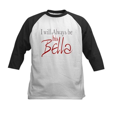 I will always be his Bella Kids Baseball Jersey