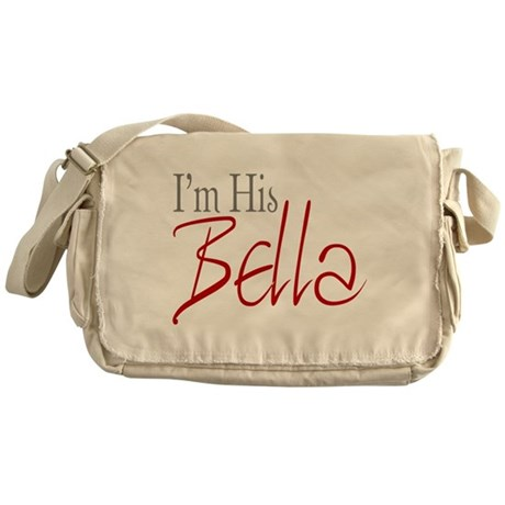 His Bella Messenger Bag