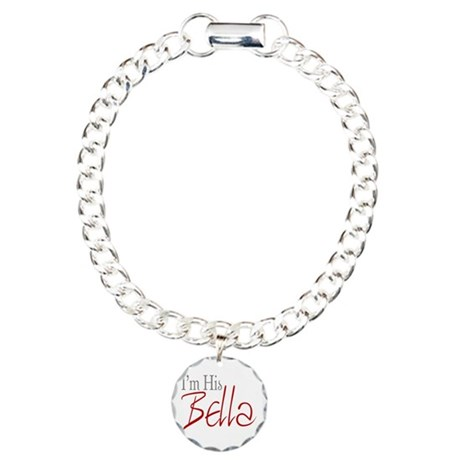 His Bella Charm Bracelet, One Charm