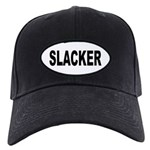 Slacker Black Cap