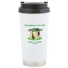 Sukkah Happenings Ceramic Travel Mug