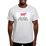 Pink Sheep Light T-Shirt