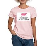 Pink Sheep Women's Light T-Shirt