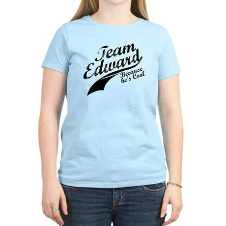 Team Edward Women's Light T-Shirt
