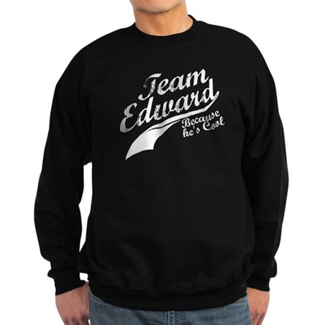 Team Edward Sweatshirt (dark)