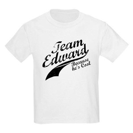 Team Edward Kids Light T-Shirt