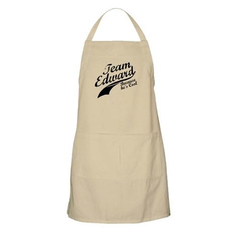 Team Edward Apron