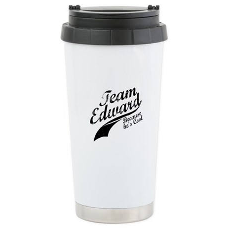 Team Edward Stainless Steel Travel Mug