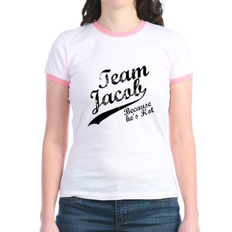 Team Jacob Jr. Ringer T-Shirt