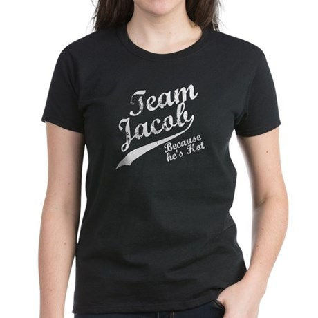 Team Jacob Women's Dark T-Shirt