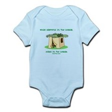 Sukkah Happenings Infant Bodysuit