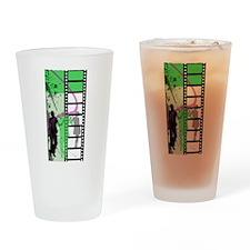 Movie Maker Drinking Glass
