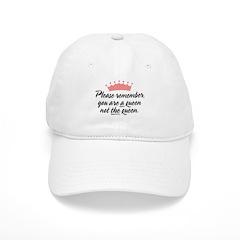A Queen Cap