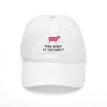 Pink Sheep Cap