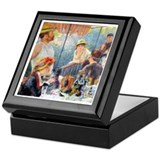 Renoir - Boating Party Keepsake Box