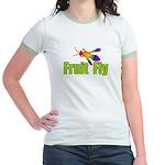 Fruit Fly Jr. Ringer T-Shirt