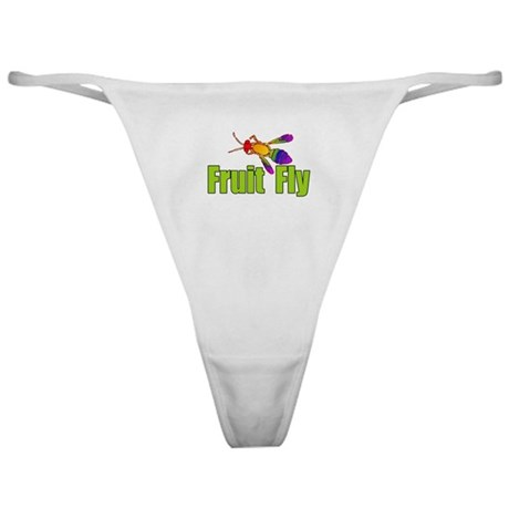 Fruit Fly Classic Thong