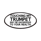 Trumpet Hazard Patches