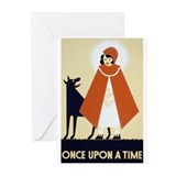 Little Red Riding Hood Greeting Cards (Pk of 20)