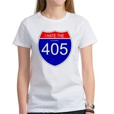 Unique Interstate 405 Tee