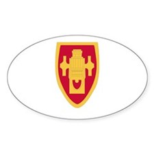 DUI - Field Artillery Center/School Decal