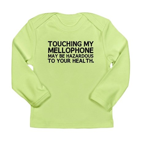 Mellophone Hazard Long Sleeve Infant T-Shirt