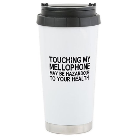 Mellophone Hazard Ceramic Travel Mug