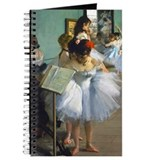 Degas - Dance Class Journal