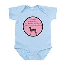 GSP - Girls Best Friend Infant Bodysuit