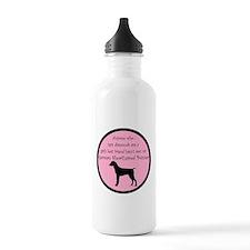 GSP - Girls Best Friend Water Bottle