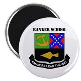 "DUI-SCHOOL OF ADVANCED MILITARY STUDIES 2.25"" Magn"